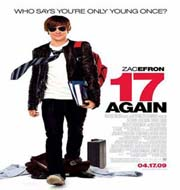 17 again movie poster image