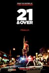 21 and over movie poster image