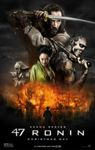 47 ronin movie poster image