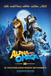 alpha and omega movie poster image