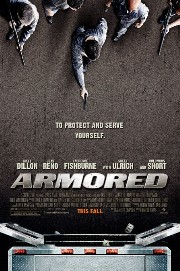 armored movie poster image