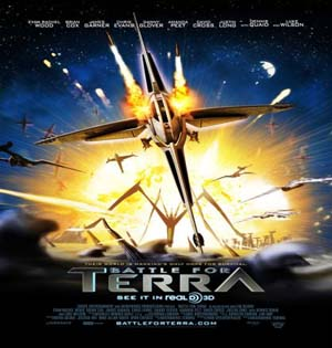 battle for terra movie poster image