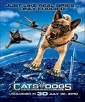cats & dogs: the revenge of kitty galore movie poster image