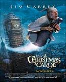 disney's a christmas carol movie poster image