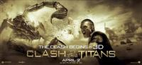 clash of the titans movie poster image