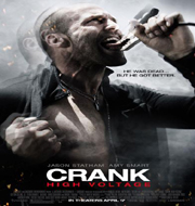 crank 2 high voltage movie poster image