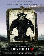 district 9 movie poster image