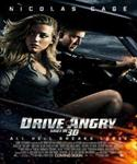 drive angry movie poster image