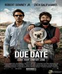 due date movie poster image