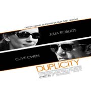 duplicity movie poster image