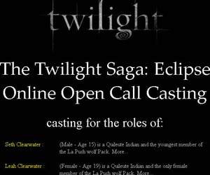 twilight saga eclipse audition image