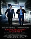 extraordinary measures movie poster image