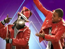 t pain ft chris brown freeze music video image