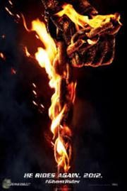 ghost rider 2,spirits of vengeance movie poster image