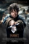 hobbit 3: the battle of the five armies movie poster image
