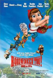 hoodwinked too movie poster image
