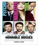 small horrible bosses movie poster image