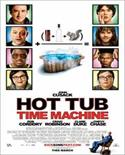 hot tub time machine movie poster image
