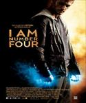 i am number four movie poster image