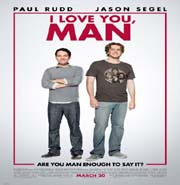 i love you man movie poster image