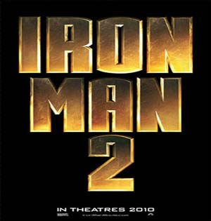 iron man 2 movie poster image