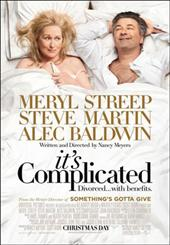 it's complicated movie poster image