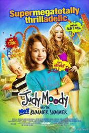 judy moody and the not bummer summer movie poster image