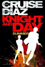 knight and day movie poster image
