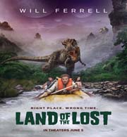 land of the lost movie poster image