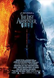 the last airbender movie poster image