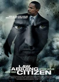 law abiding citizen movie poster image