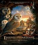 legend of the guardians movie poster image