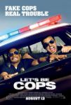 let's be cops movie poster image
