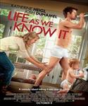 life as we know it movie poster image