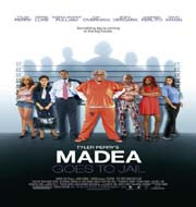 tyler perry's madea goes to jail movie poster image