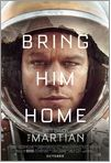 the martian movie poster image