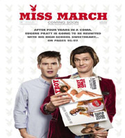 miss march movie poster image