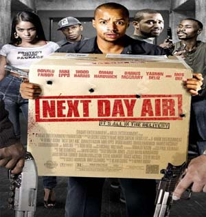 "Next Day Air"" (2009) movie trailer . An action, comedy, crime"