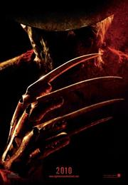 a nightmare on elm street movie poster image