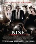 nine movie poster image