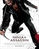 ninja assassin movie poster image