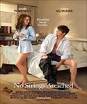 no strings attached movie poster  image