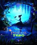 the princess and the frog movie poster image