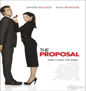 the proposal movie poster image