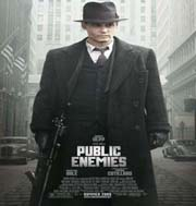 public enemies movie poster image