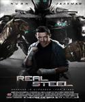 reel steel movie poster image