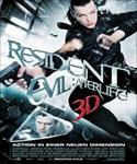 resident evil: afterlife movie poster image