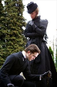 robert pattinson,bel ami movie image