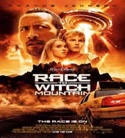 race to witch mountain movie poster image