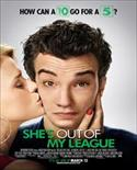 she's out of my league movie poster image